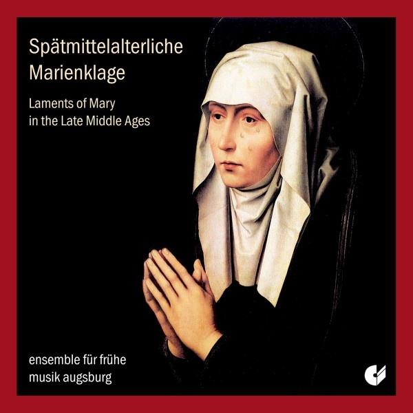 Spätmittelalterliche Marienklage