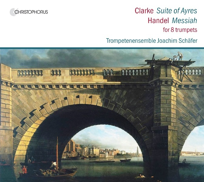 Suite of Ayres, Messiah (for 8 trumpets)