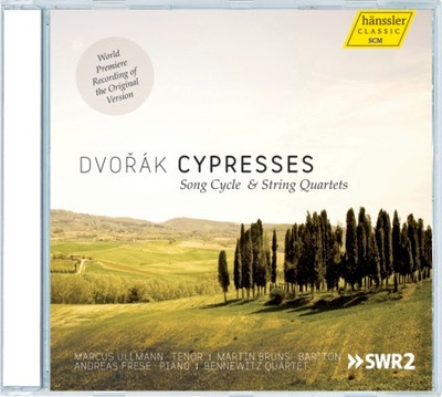 Cypresses - Cypřiše (2CD)