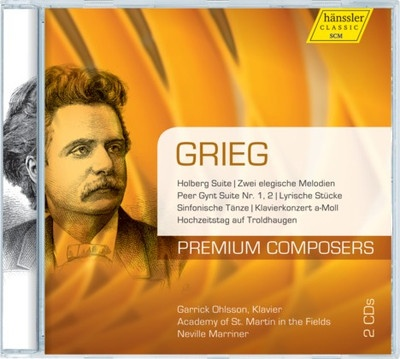 Orchestral Works, Piano Concerto (2CD)