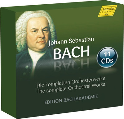 The Complete Orchestral Works (11CD)