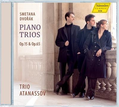Piano Trios - Op. 15  Op. 65 (Trio Atanassov)