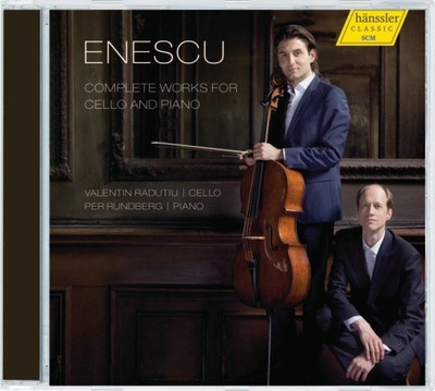 Complete Works for Cello and Piano (2CD)