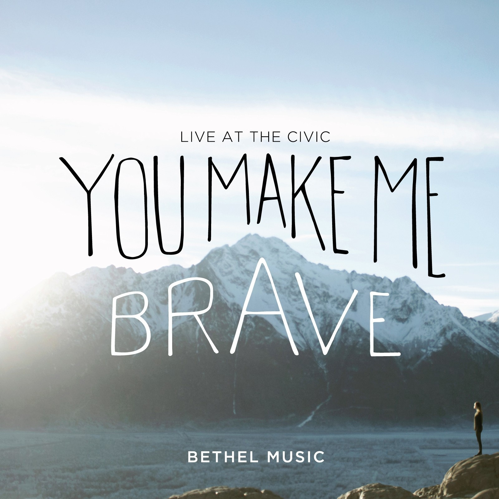 You Make Me Brave (CD+DVD)