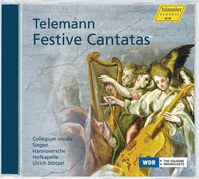 Festive Cantatas