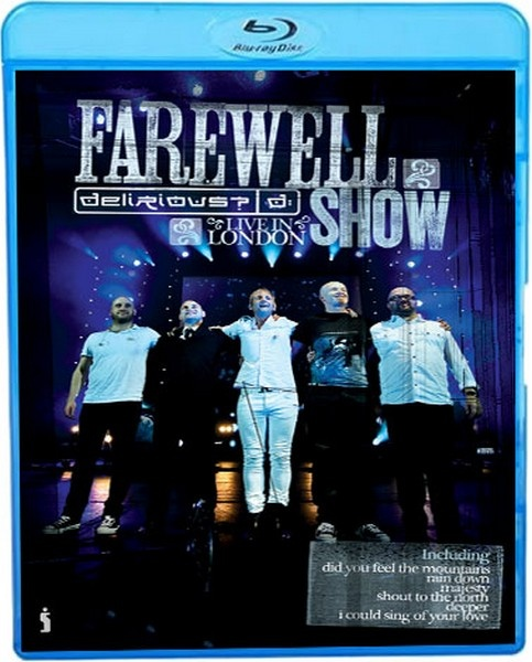 Farewell Show - Live In London (Blu-ray)