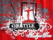 Christyle - červená (S)
